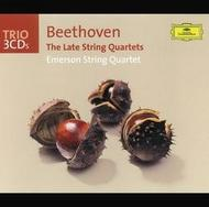 Beethoven: The Late String Quartets | Deutsche Grammophon 4743412