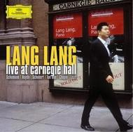 Lang Lang - Live at Carnegie Hall | Deutsche Grammophon 4748202
