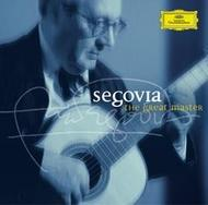 Segovia - The Great Master | Deutsche Grammophon E4749612