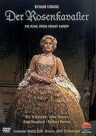 Der Rosenkavalier - The Royal Opera House | Warner - NVC Arts 0630193912