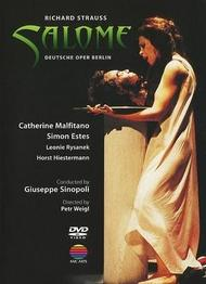 Richard Strauss - Salome (Deutsche Oper Berlin) | Warner - NVC Arts 9031738272