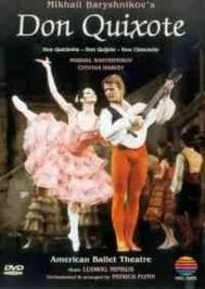 Don Quixote - American Ballet Theater | Warner - NVC Arts 0630193992