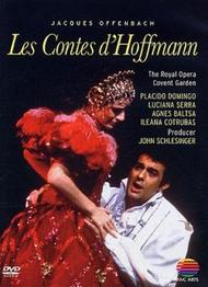 Offenbach - Les Contes D'Hoffman - The Royal Opera House | Warner - NVC Arts 0630193922