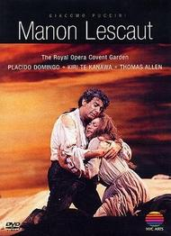 Manon Lescaut - The Royal Opera House  | Warner - NVC Arts 5046671742