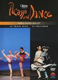 Paris Opera Ballet - Picasso & Dance | Warner - NVC Arts 4509987552