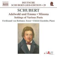 Schubert - Settings of Various Poets