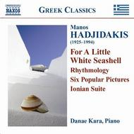 Manos Hadjidakis - Piano Works