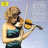 The Great Violin Concertos | Deutsche Grammophon E4155652