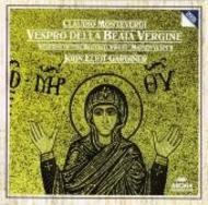 Monteverdi: Vespers of the Blessed Virgin | Deutsche Grammophon 4295652