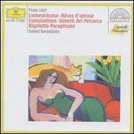 Liszt: Dreams of Love; Consolations; Sonnets of Petrarca; Rigoletto Paraphrase | Deutsche Grammophon 4355912