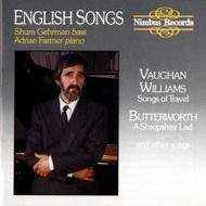 Butterworth - A Shropshire Lad, Vaughan Williams - Songs of Travel | Nimbus NI5033