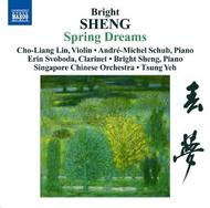Bright Sheng - Spring Dreams, 3 Fantasies, Tibetan Dance