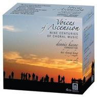 Voices of Ascension: Nine Centuries of Choral Music