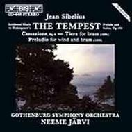 Sibelius - The Tempest, etc | BIS BISCD448