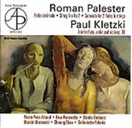 Roman Palester / Paul Kletzki - Works with flute | Acte Prealable AP0181