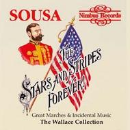 Sousa - Great Marches and Incidental Music | Nimbus NI5129