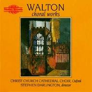 William Walton - Choral Works  | Nimbus NI5364
