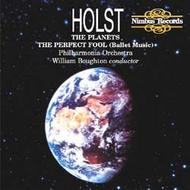 Holst - The Planets, The Perfect Fool (ballet music) | Nimbus NI7076