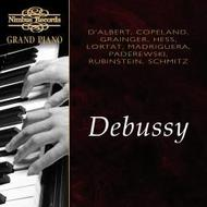 Debussy | Nimbus - Grand Piano NI8807