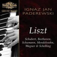 Paderewski plays Schubert, Beethoven, Schumann, etc | Nimbus - Grand Piano NI8812