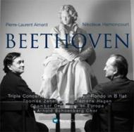 Beethoven - Triple Concerto, Choral Fantasy etc | Warner 2564606022