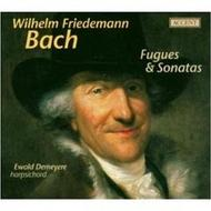 WF Bach - Fugues and Sonatas | Accent ACC23157