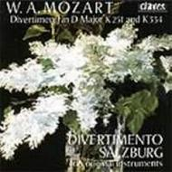 Mozart - Divertimentos, March in D Major