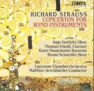 R Strauss - Concertos for Wind Instruments