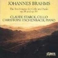 Brahms - Sonatas for Cello and Piano