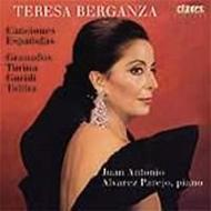 Teresa Berganza sings Spanish Songs | Claves 508704