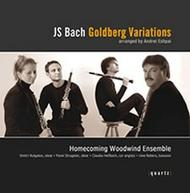 Goldberg Variations | Quartz QTZ2051