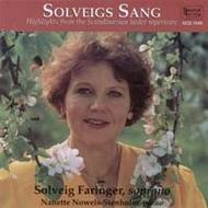 Solveig's Song | Swedish Society SCD1049