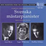 Famous Swedish Pianists | Swedish Society SCD1094