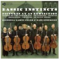 Bassic Instincts – Popular Works for Low Strings | BIS BISNLCD5026