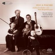 Duo a Piacere – Music for violin and guitar | BIS BISNLSACD5025