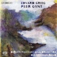 Grieg – Peer Gynt (The Complete Incidental Music) | BIS BISSACD144142