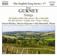 Ivor Gurney - Songs (English Song Series vol.19)