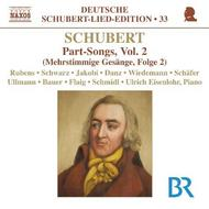 Schubert - Part Songs Vol.2