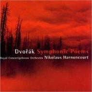 Dvorak - Symphonic Poems | Warner 2564602212