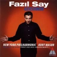 Fazil Say plays Gershwin | Warner 3984262022