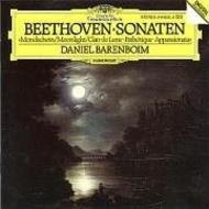 "Beethoven: Piano Sonatas Nos.8 ""Moonlight"", 14 ""Appassionata"" & 23 ""Pathétique"" 