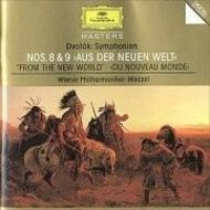 "Dvorák: Symphonies Nos.8 & 9 ""From The New World"" 