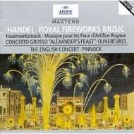 Handel: Music for the Royal Fireworks | Deutsche Grammophon E4472792