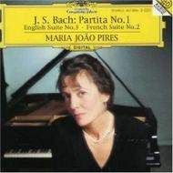 Bach, J.S.: Partita No.1; English Suite No.3; French Suite No.2 | Deutsche Grammophon E4478942