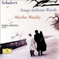 Schubert: Songs without Words | Deutsche Grammophon E4498172