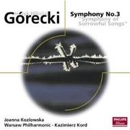 "Gorecki: Symphony No.3 - ""Symphony of Sorrowful Songs"" 