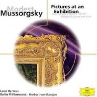 Modest Mussorgsky: Pictures at an Exhibition (Orch. & Piano Versions) | Deutsche Grammophon 4696262