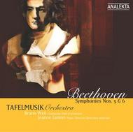 Beethoven: Symphonies Nos 5 and 6 | Analekta AN29831