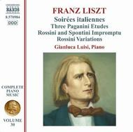 Liszt - Complete Piano Music Vol.30