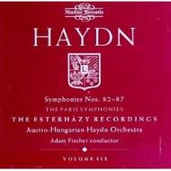 Haydn - Symphonies vol.6 - Nos. 82 - 87 'The Paris Symphonies' | Nimbus NI5419